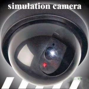 Kamera Simulasi CCTV