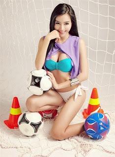 Tuyển Tập Hình Girl Kute Việt Nam 2013 - 2014
