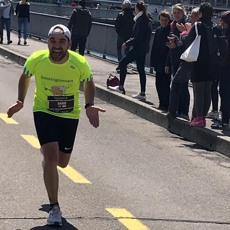 Maratón de Ginebra 2019