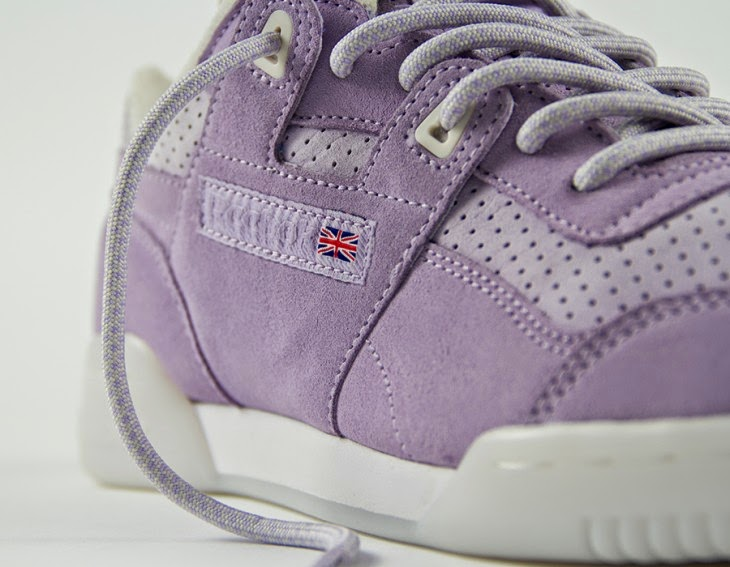 size? reebok classic world wide exclusive purple oasis pack release information
