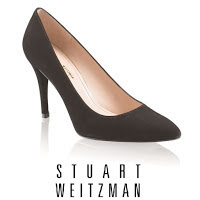 Kate Middleton wore STUART-WEITZMAN Power Shoes