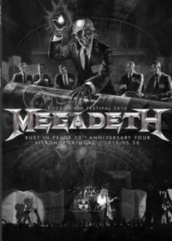 Download Baixar Show Megadeth: Live At Rock in Rio Lisboa