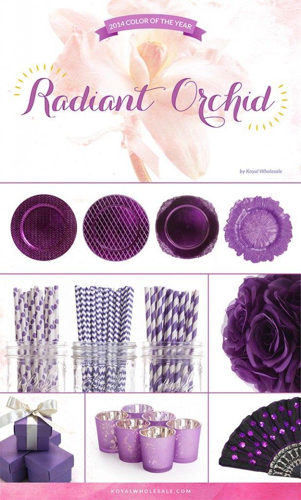 Hogar Radiant Orchid