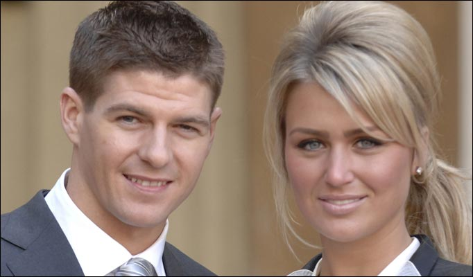 Steven Gerrard WifeSteven Gerrard Wife