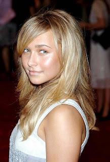 Hayden Panettiere Hairstyle Photo Gallery