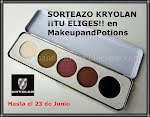 Sorteo Make Up and potions