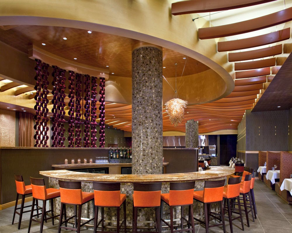 Modern mexican restaurant interior design home