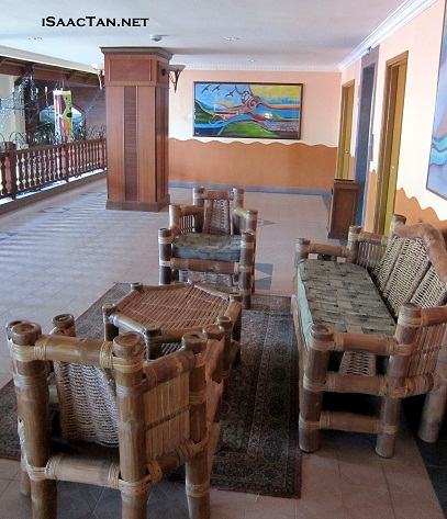 Hotel Rattan Chairs