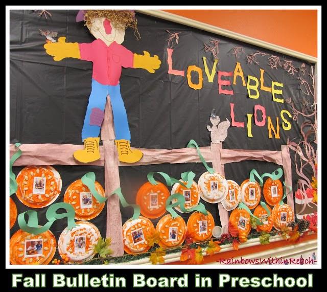 Bulletin Board Ideas Early Childhood: Www.rainbowswithinreach.blogspot.com