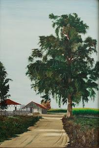 Pintura do Pintor António Fagulha