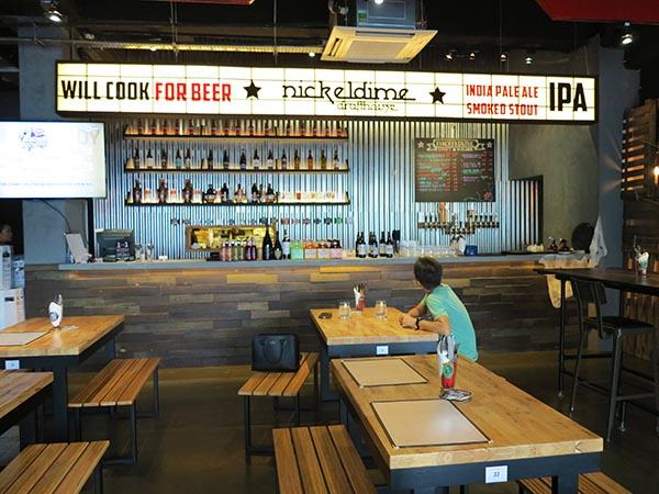 Nickeldime Drafthouse Brewery