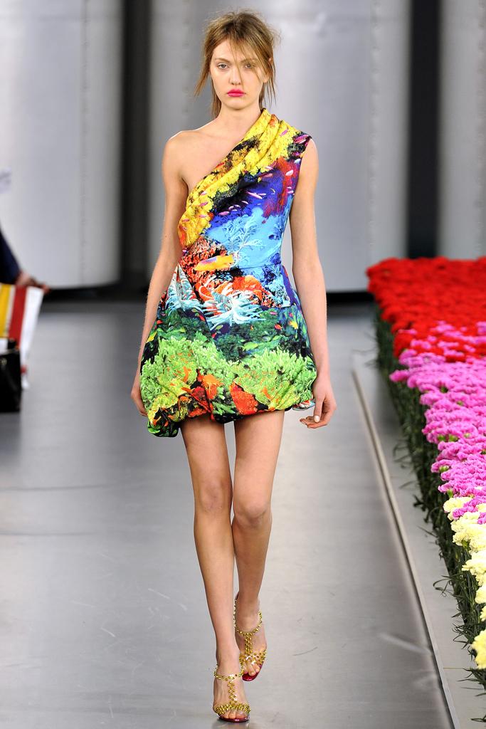 Mary Katrantzou Spring/Summer 2012