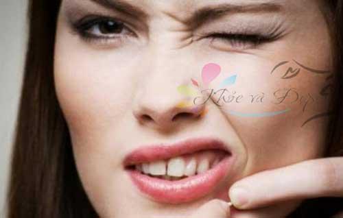 Điều trị mụn ẩn sâu dưới da siêu hiệu quả giành cho các bạn gái