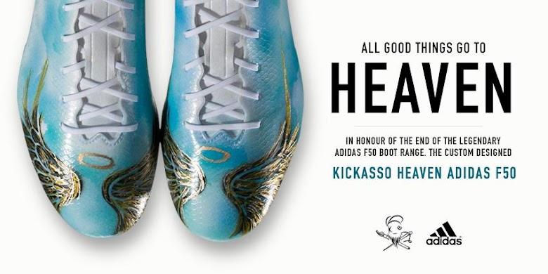 adidas lanza al mercado botines con alas