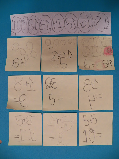 Child Writes Mirror Letters