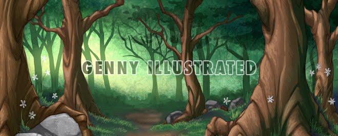 Genny Illustrated