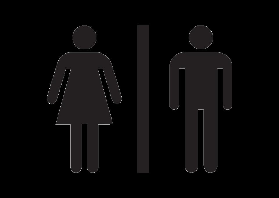 download Logo Toilet Pria dan Wanita Vector