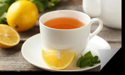 Cara Membuat Lemon Tea Hangat Super Enak