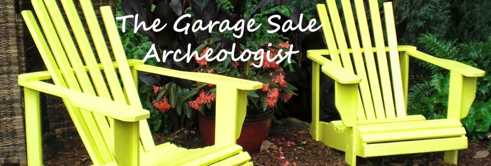 The Garage Sale Archeologist