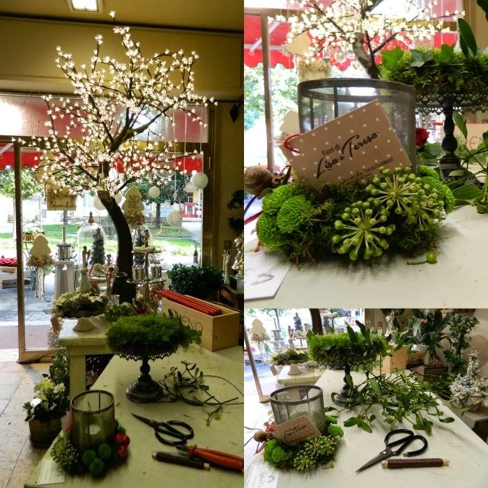 LIETA CIMA: Un negozio di fiori festeggia...
