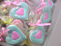 FANCY COOKIES - LOVE