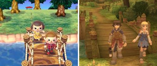 Animal Crossing vs. Rune Factory