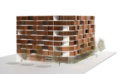 V+M Arquitectos Valencia Concurso Viviendas EMVS