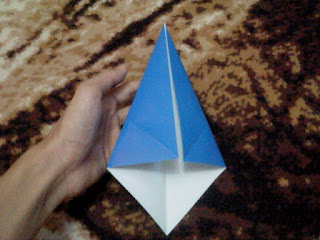 origami burung LM5