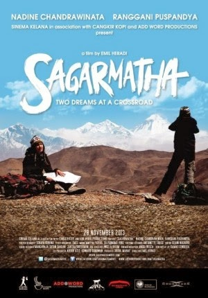 Sinopsis Film Sagarmatha : Two Dreams at a Crossroad