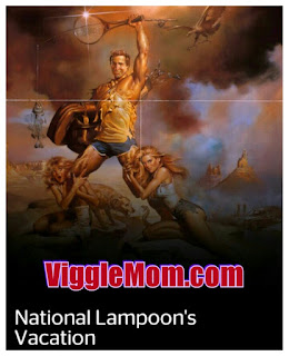 National Lampoon's Vacation, Viggle, Viggle Trivia Answers, Viggle Mom, SnapMaster