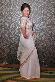 Anjali latest Glamorous pics in saree 049