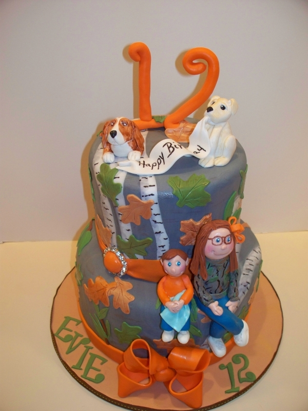 Special Day Cakes Hunting Birthday Cakes Ideas