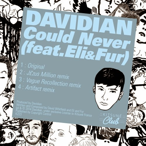 Davidian feat. Eli & Fur - Could Never
