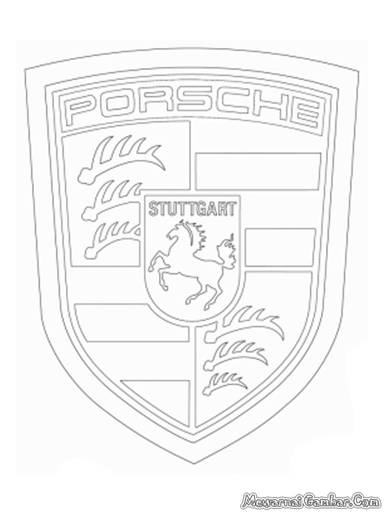 Nice Porsche Coloring Pages Printable Elaboration - Professional ...