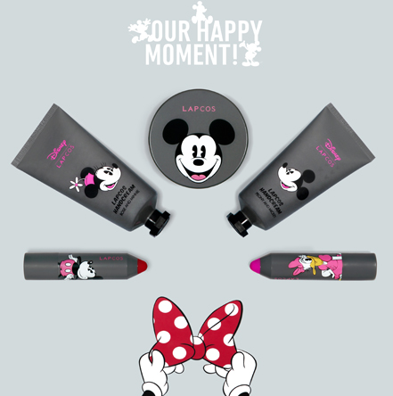 September 2015 Week 3 Korean makeup launches, Laneige Edge Drawing Eyeliners for monolids and folds, Innisfree Mineral Eyeshadow Singles, Aritaum Wannabe Cushion Tint, Aritaum Mirror Tint Gloss, Missha x KOMA Edition Collection, Missha Viewer 270 Degree Mascara, LapCos x Disney Collection, Youk Shim Won Makeup and Skincare
