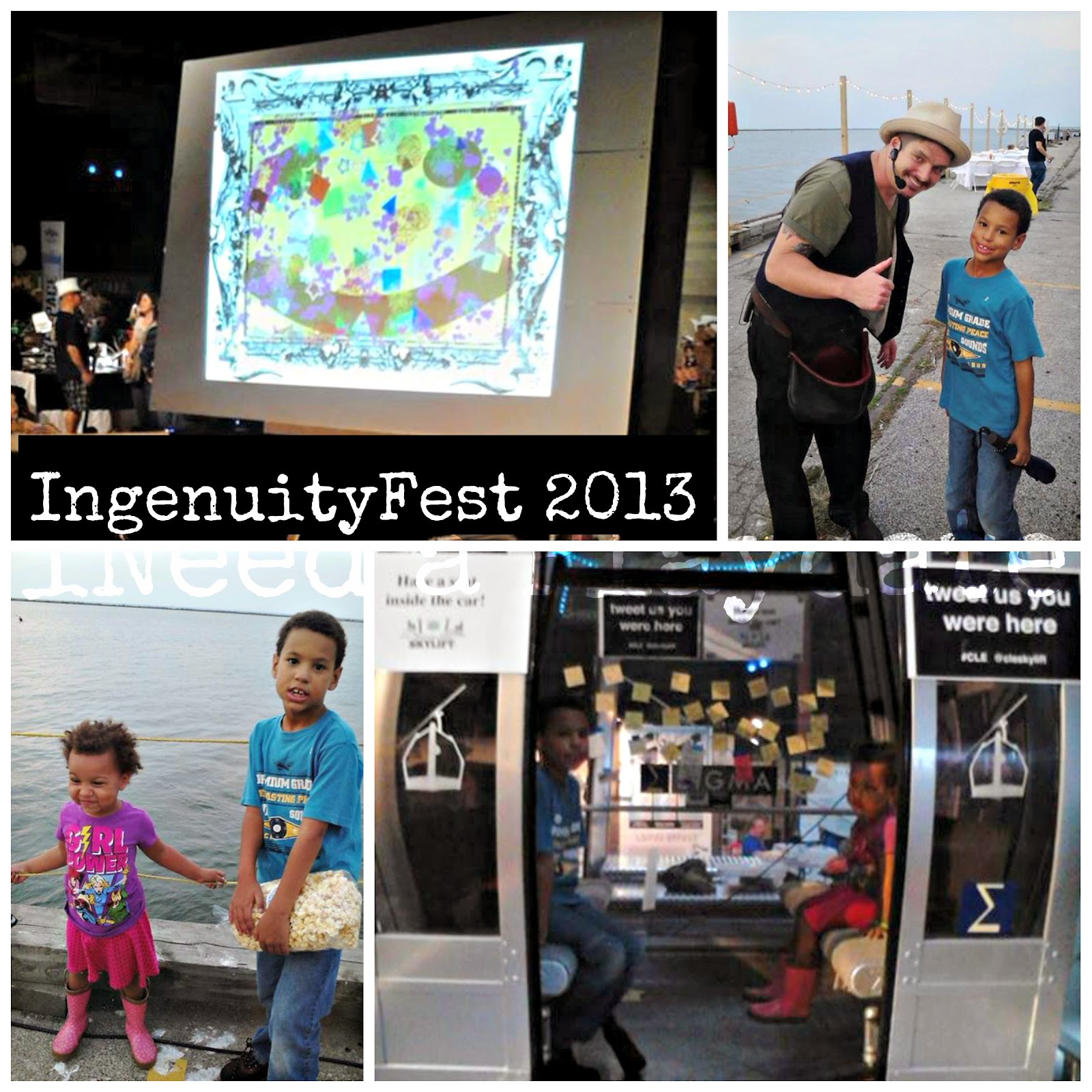 Fall Favorites in Northeast Ohio - Ingenuity Fest Cleveland