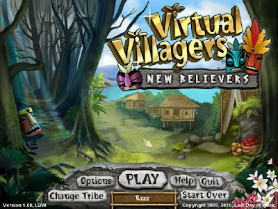Virtual Villagers New Believers PC Game