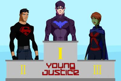 Ranking da Justiça Jovem