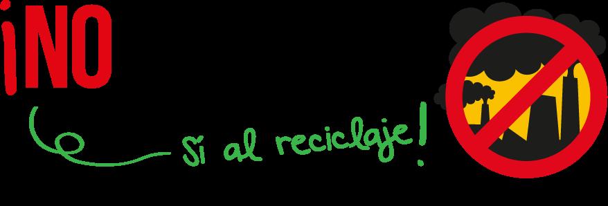 NO a la incineración de basura en Los Alcores