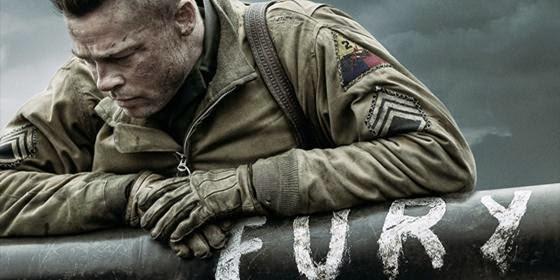 fury 2014 trailer nou brad pitt