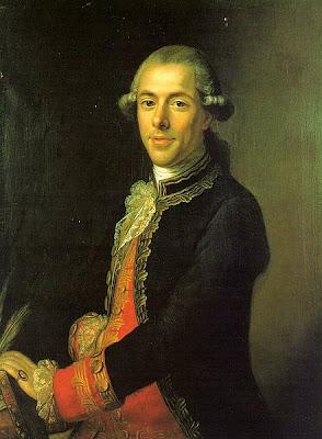 Tomás de Iriarte by Joaquín Inza (1736-1811)