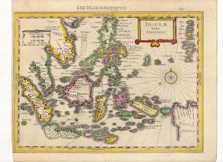 Peta Kejayaan Nusantara Pada Masa Lampau. Sunan Giri Dan Kejayaan Islam Di Jawa