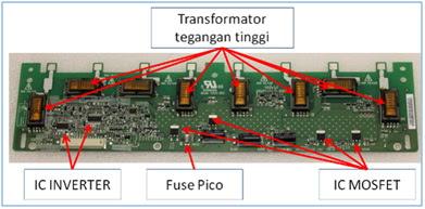 Ebook Panduan Cara Memperbaiki LCD TV