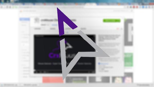 crxMouse لإضافة وظائف جديدة وقدرات خارقة لزر الفأرة الأيمن في متصفح جوجل كروم