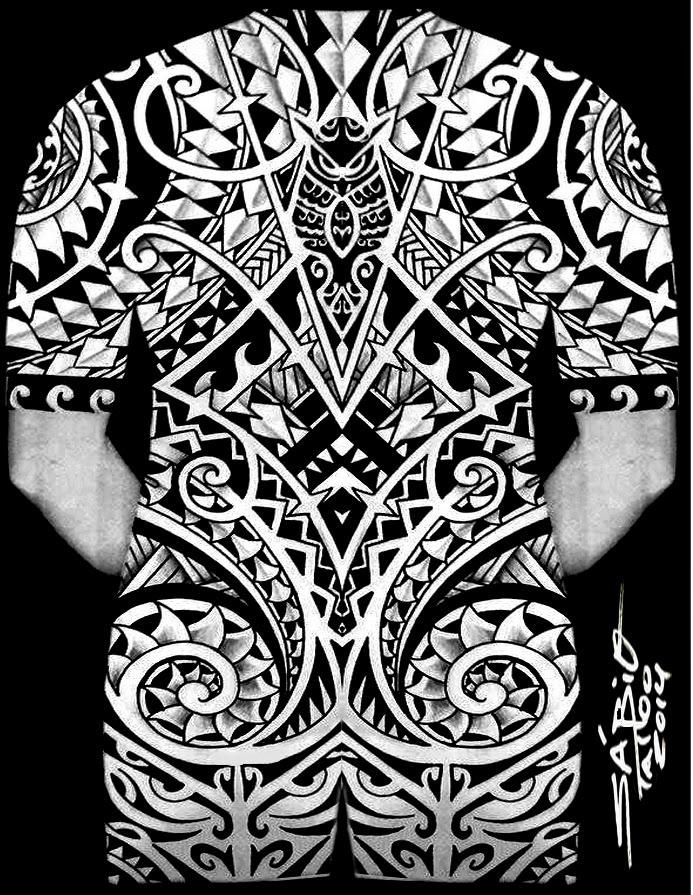 Sbio tattoo tatuagem profissional maori samoan tattoo costas maori samoan tattoo costas polynesian tatuagem altavistaventures Image collections