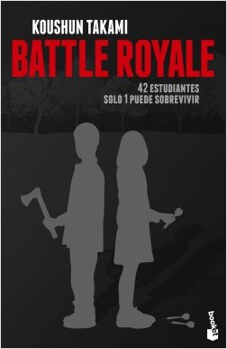 battle royale novela