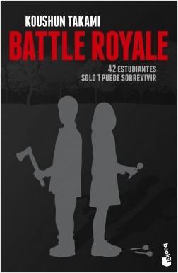 battle royale novela