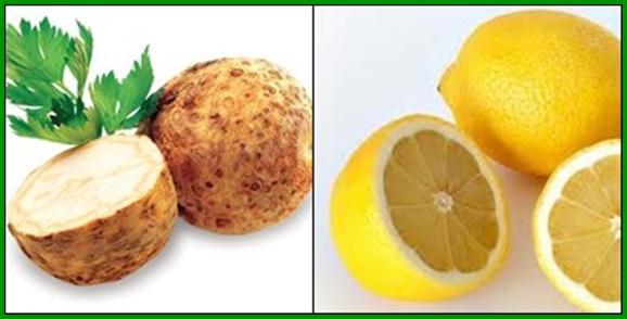 Anti trigliceridi - Celer i limun