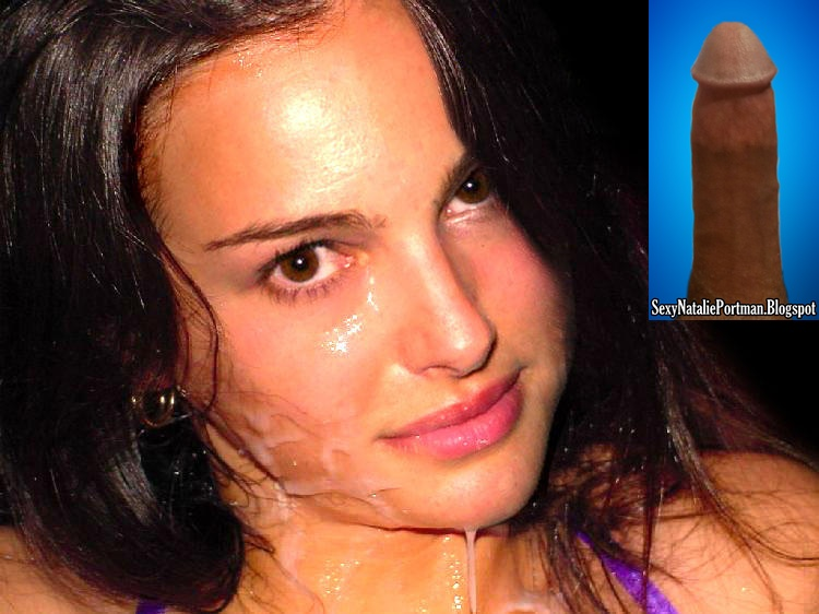 Natalie gets a facial