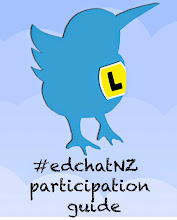 guide to #edchatNZ